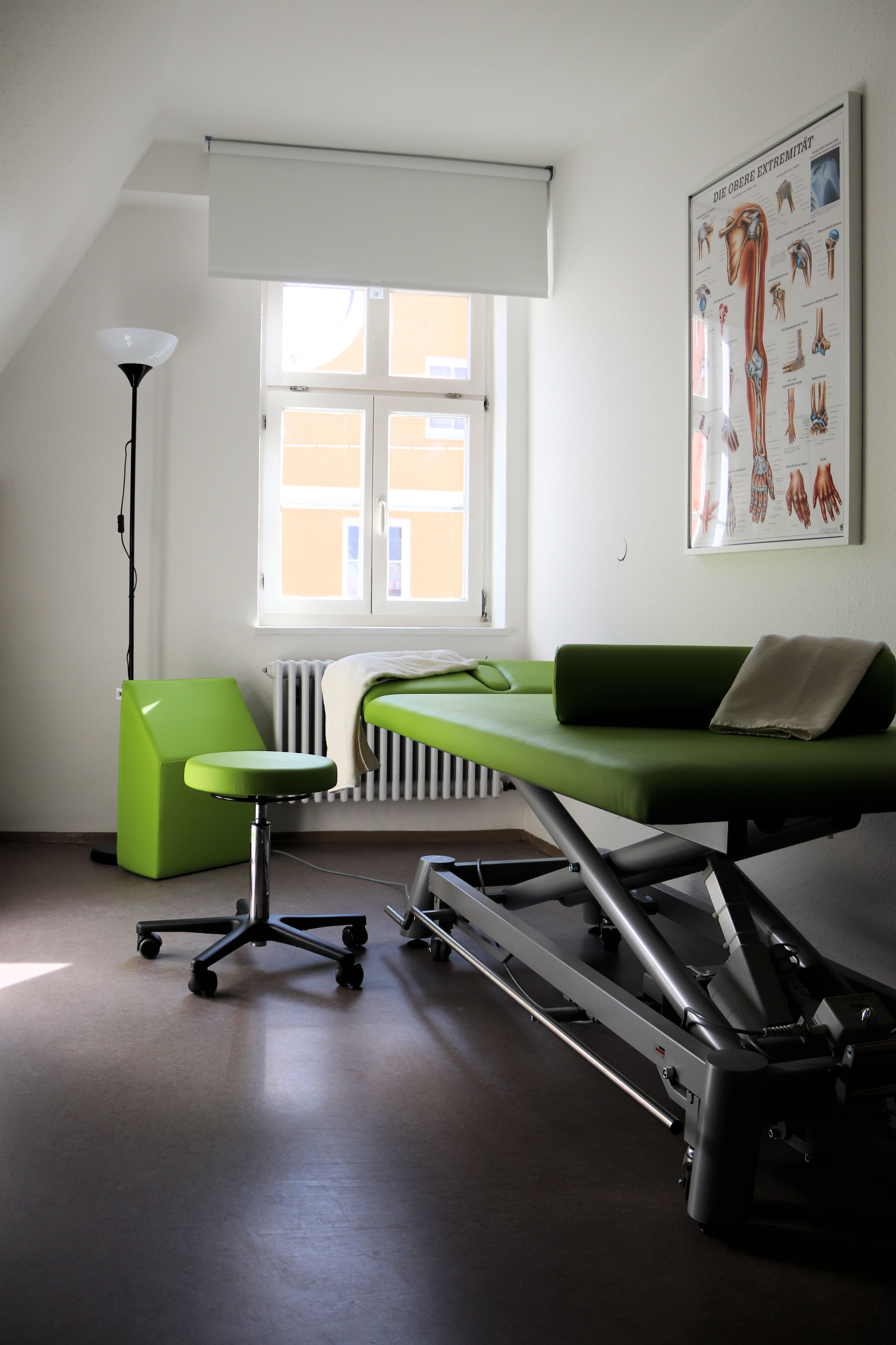 Physio Kolb & Wolff, Krankengymnastik Wolff